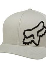 fox head FOX FLEX 45 FLEXFIT HAT [STL GRY] S/M