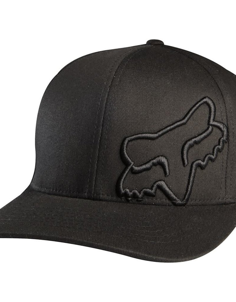 fox head FOX Flex 45 Flexfit Hat [Black] XS/S
