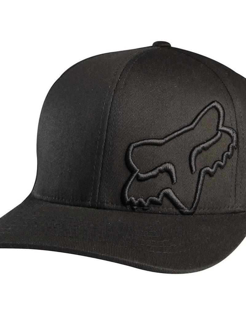 fox head FOX Flex 45 Flexfit Hat [Black] S/M