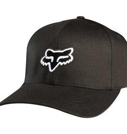 fox head FOX Legacy Flexfit Hat [Black] S/M