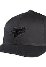 fox head LEGACY FLEXFIT HAT [BLK/BLK] S/M