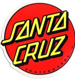 "Santa Cruz Santa Cruz Classic Dot Sticker 6"""