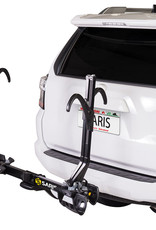 Saris Saris, SuperClamp EX, Hitch mounted bike rack, 2 Bikes, 1-1/4'' and 2'', Black