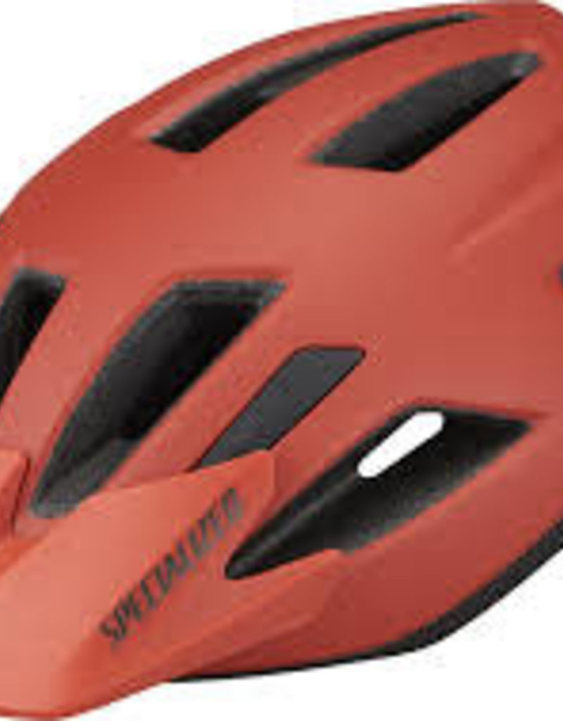 Specialized SHUFFLE YOUTH HELMET - Redwood