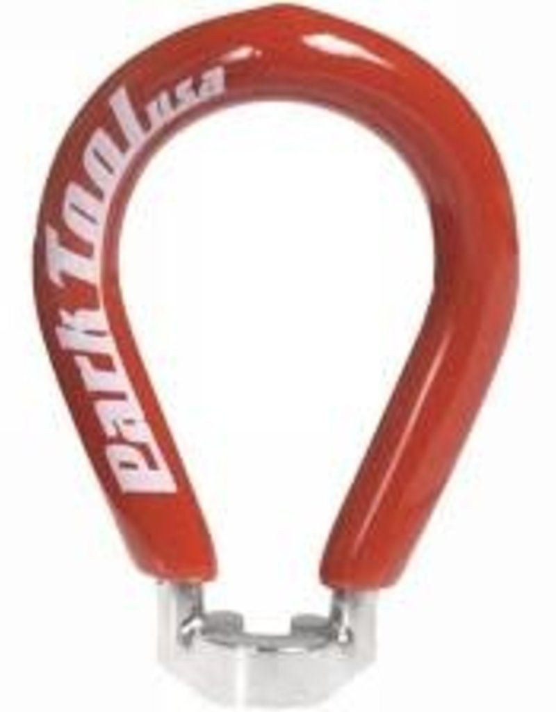 PARK TOOL PARK SPOKE WRENCH-RED SW-2