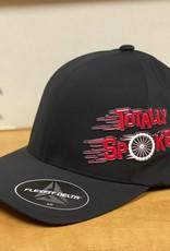 Totally Spoke'd Totally Spoke'd Delta Cap Side Logo Black L/XL