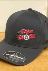 Totally Spoke'd Totally Spoke'd Delta Cap Front Logo Black L/XL