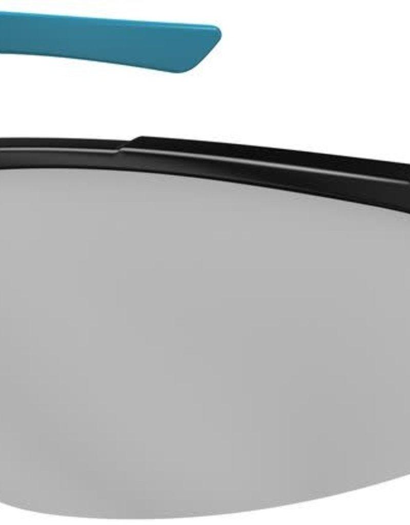 Ryders STRIDER POLY BLACK-MATTE BLUE / CLEAR LENS