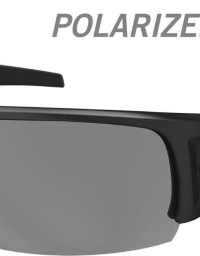 Caliber Matte Black/Lt Grey Lens w/ anti-fog