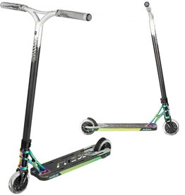 Madd Gear MGX E1 Extreme Scooter Black/NeoChrome