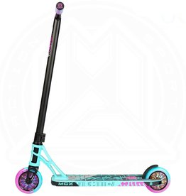 Madd Gear MGX P1 Pro Scooter Teal/Pink