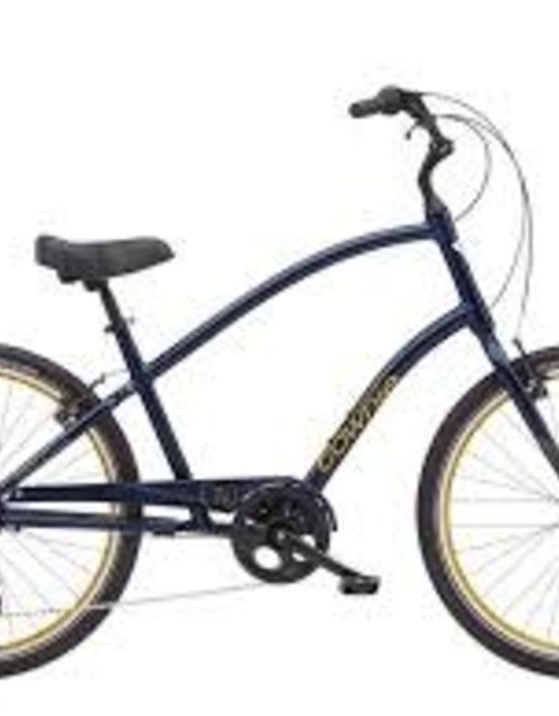 ELECTRA Townie 7D Step Over 26 Oxford Blue