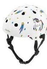 ELECTRA Helmet Electra Lifestyle Unicorn Large White Metallic CPSC