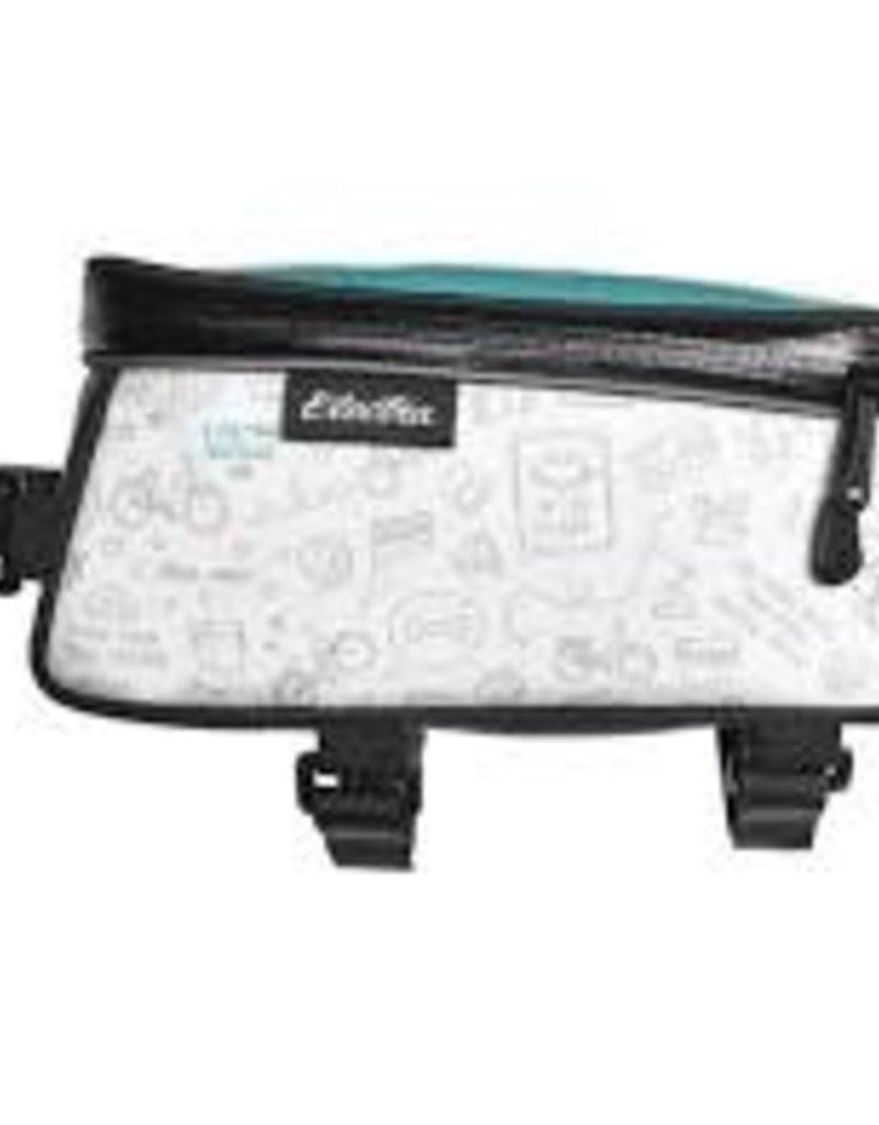 ELECTRA Bag Electra Phone/Frame Bag Doodle White
