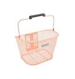 ELECTRA Basket Electra Honeycomb QR Front Blush Pink