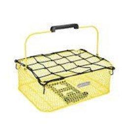 ELECTRA Basket Electra Honeycomb Low Profile MIK PineappleYellw Rear
