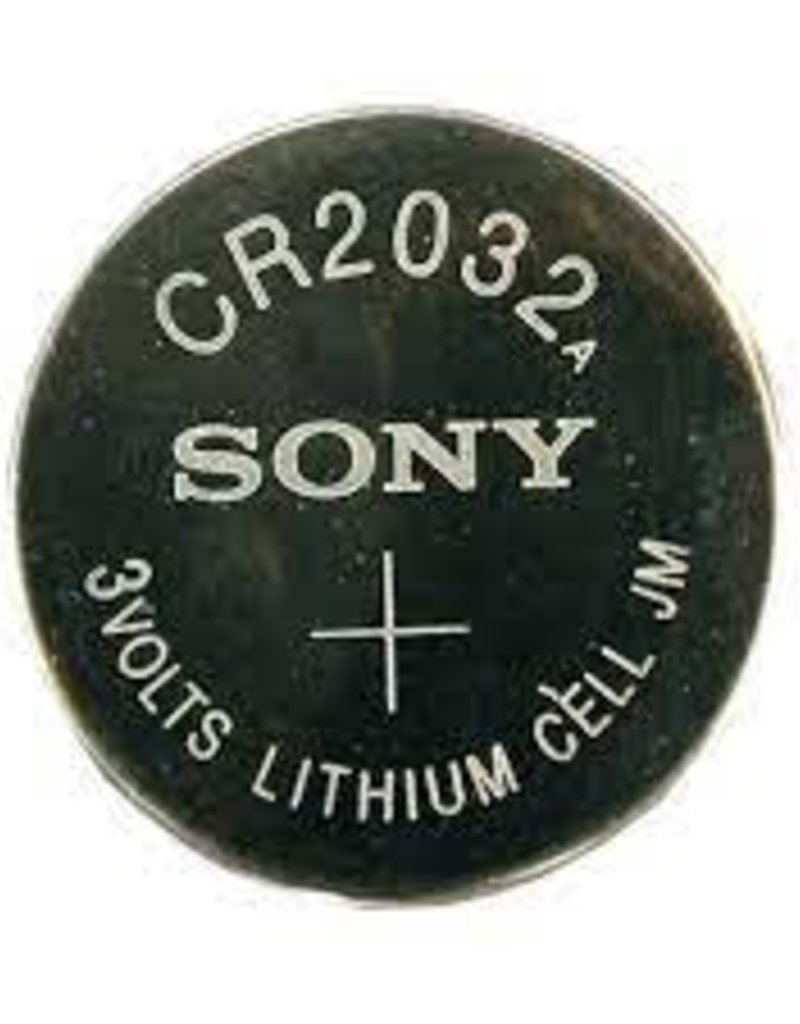 Sony Sony Battery CR-2032