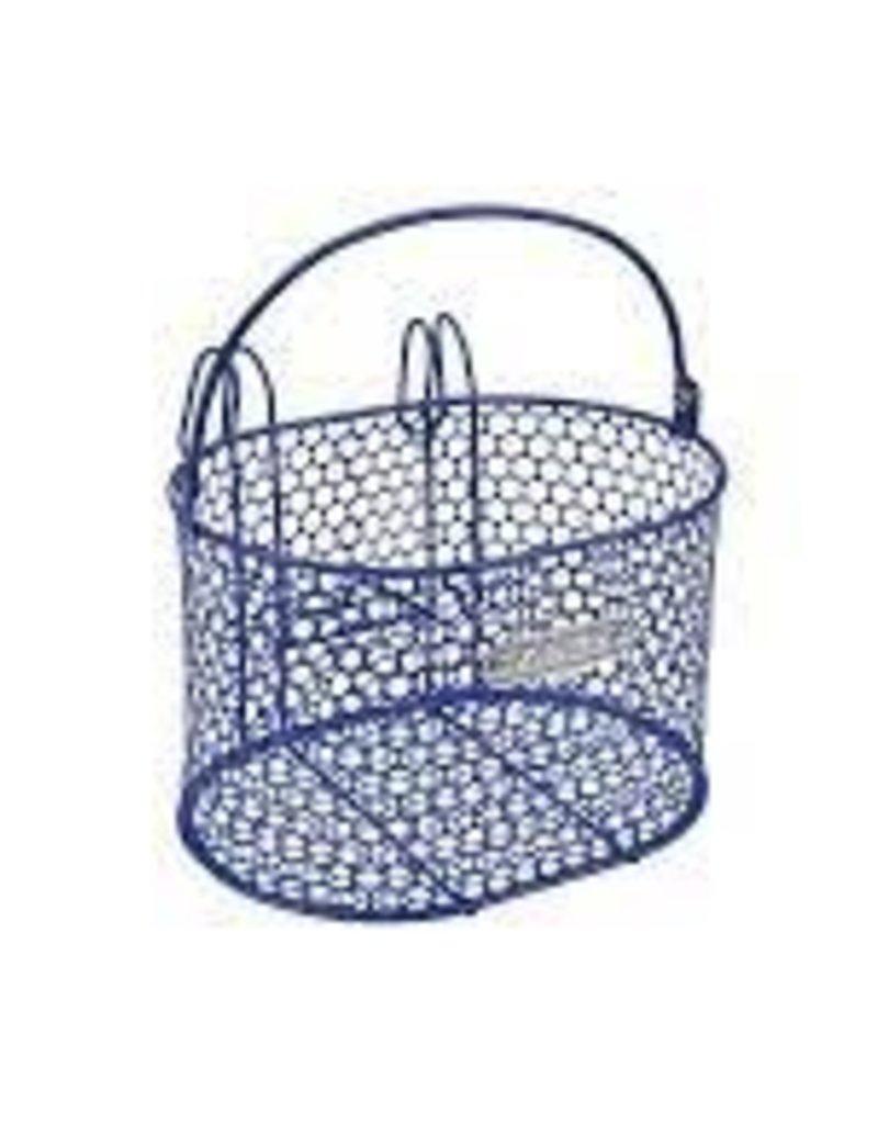 ELECTRA Basket Electra Honeycomb Small Hook Front Reflex Blue