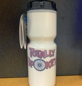 Specialized Totally Spoke'd Logo insulated water bottle