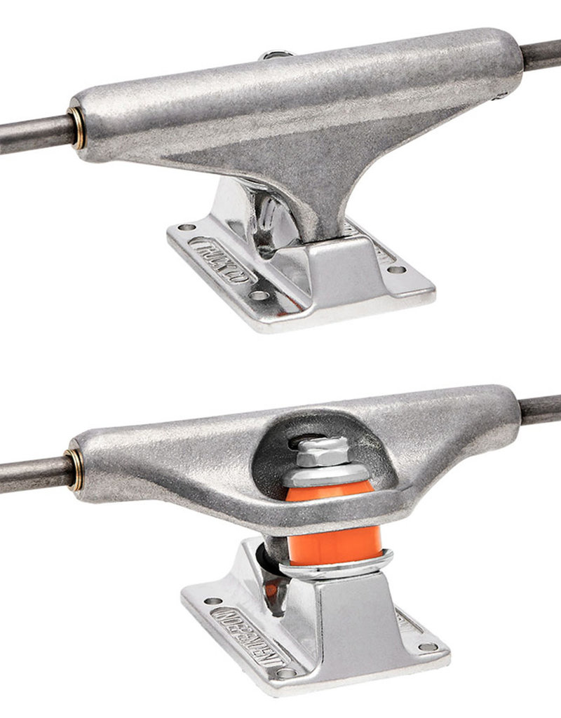 Independent INDEPENDENT STG11 FORGED HOLLOW TRUCKS SILVER 149 2PK
