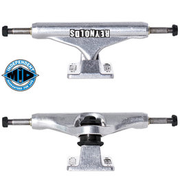 Independent INDEPENDENT MID HOLLOW REYNOLDS TRUCKS SILVER 149 2PK