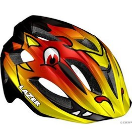 Lazer P'Nut Youth Helmet: Dragon Fire one size