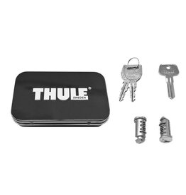 Thule Thule 512 Keyed-Alike Lock Cores: 2-Pack