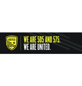 505 and 575 Bumper Sticker