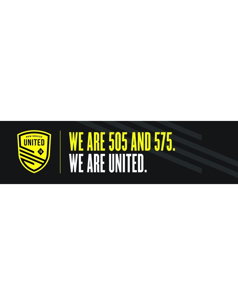 505 and 575 Bumper Sticker