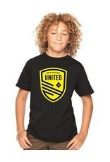 United Yellow Shield Youth Unisex Tee