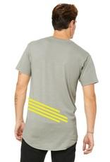 United Shield Four Points Long Body Men's T-Shirt
