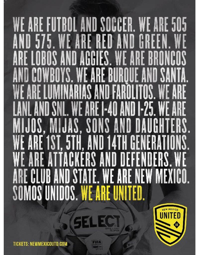 United Statement Poster