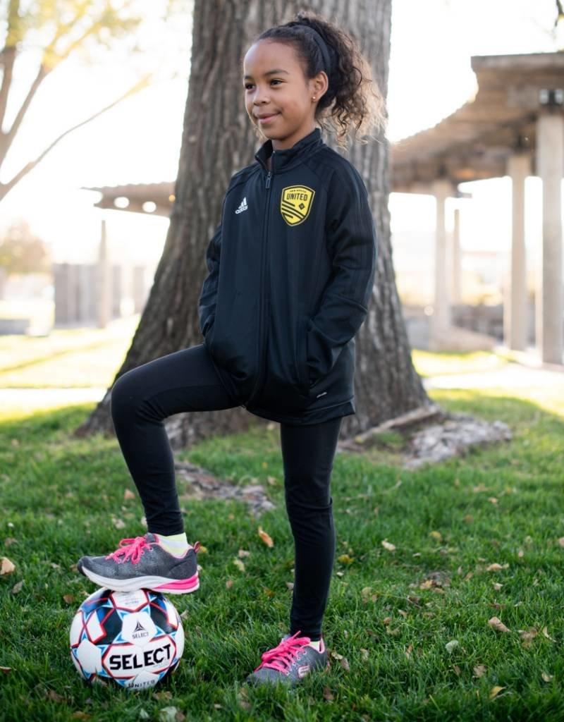 587ec5afb Adidas Tiro 17 Youth Unisex Training Jacket - New Mexico United