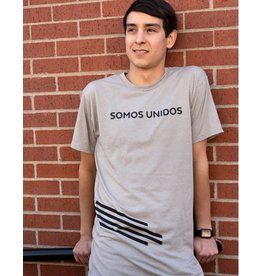 Somos Unidos Four Points Long Body Men's T-Shirt