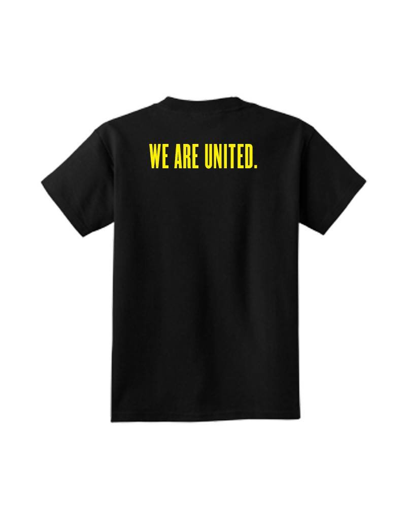 United Pocket Shield Cotton Youth T-Shirt