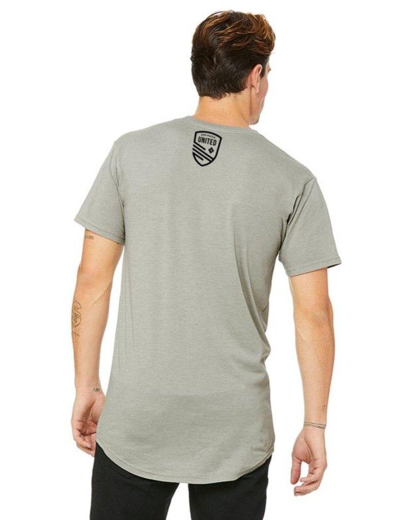 Somos Unidos Four Points Long Body Men's T-Shirt