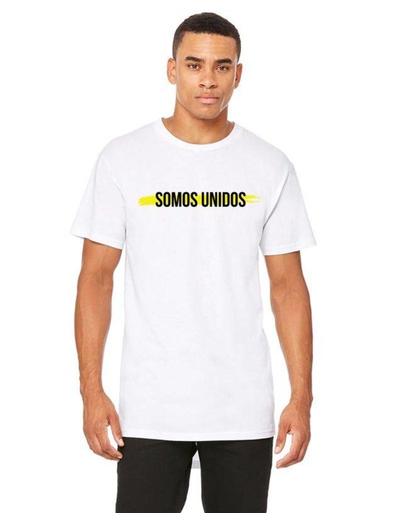 Somos Unidos Brushstroke Men's T-Shirt