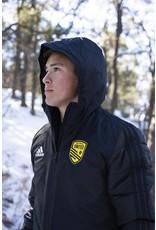 (A) Adidas Winter Jacket