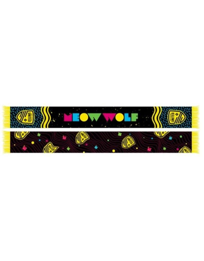 Ruffneck Meow Wolf x NM United Scarf