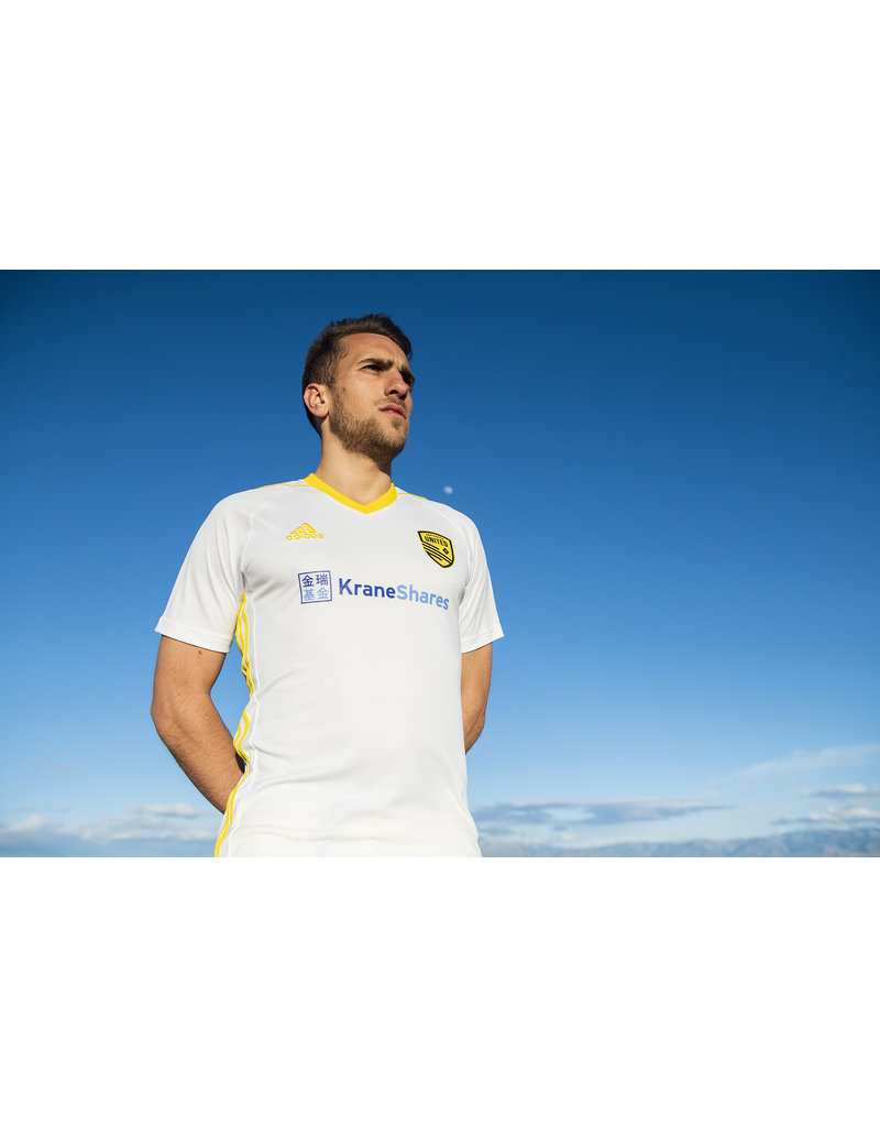Official 2019 Men's New Mexico United Away Jersey