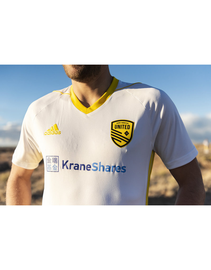 Official Women's 2019 New Mexico United Away Jersey