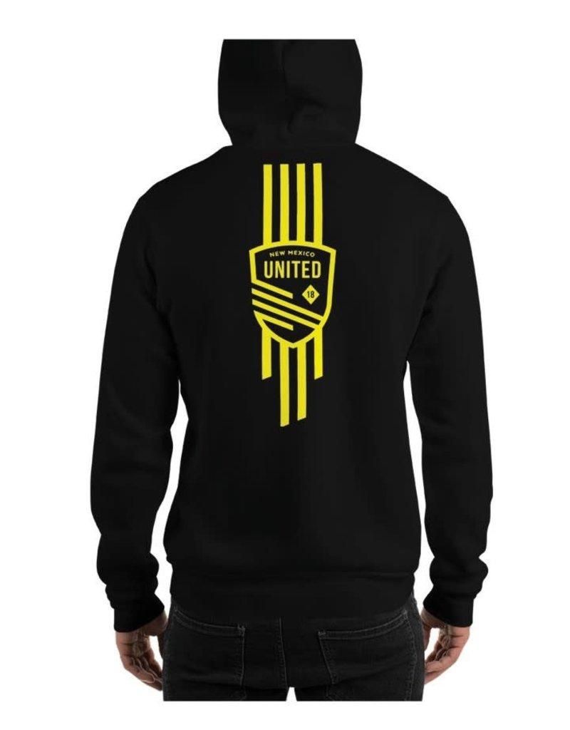 Unisex United Zia Back Hoodie