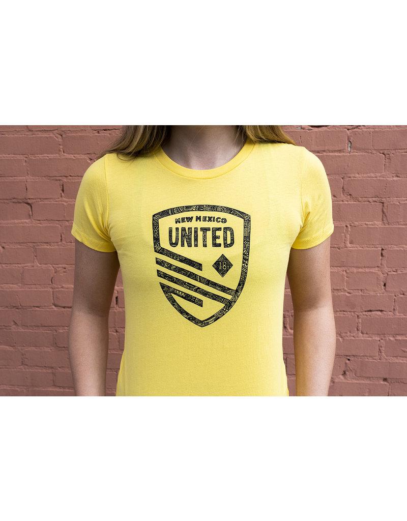 Artist Series #1 - Hand-drawn United Shield Tee