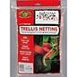 American Nettings & Fabrics TRELLIS NETTING 6.5' X 50' SQUARE CLEAR MESH