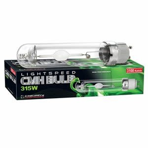 LIGHTSPEED CMH 315W 3100K DOUBLE JACKETED LAMP