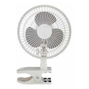 WIND DEVIL CLIP FAN 6""