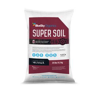 BlueSky Organics BLUESKY ORGANICS SUPER SOIL 40L