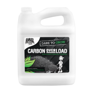 Fearless Gardener FEARLESS CARBON OVERLOAD