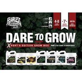 Fearless Gardener FEARLESS DARE TO GROW BEGINNERS 2 PART KIT