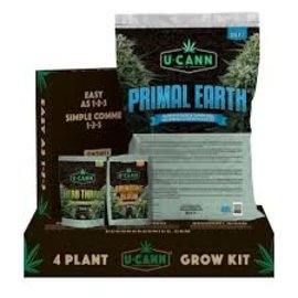 GAIA 4 PLANT GROW KIT